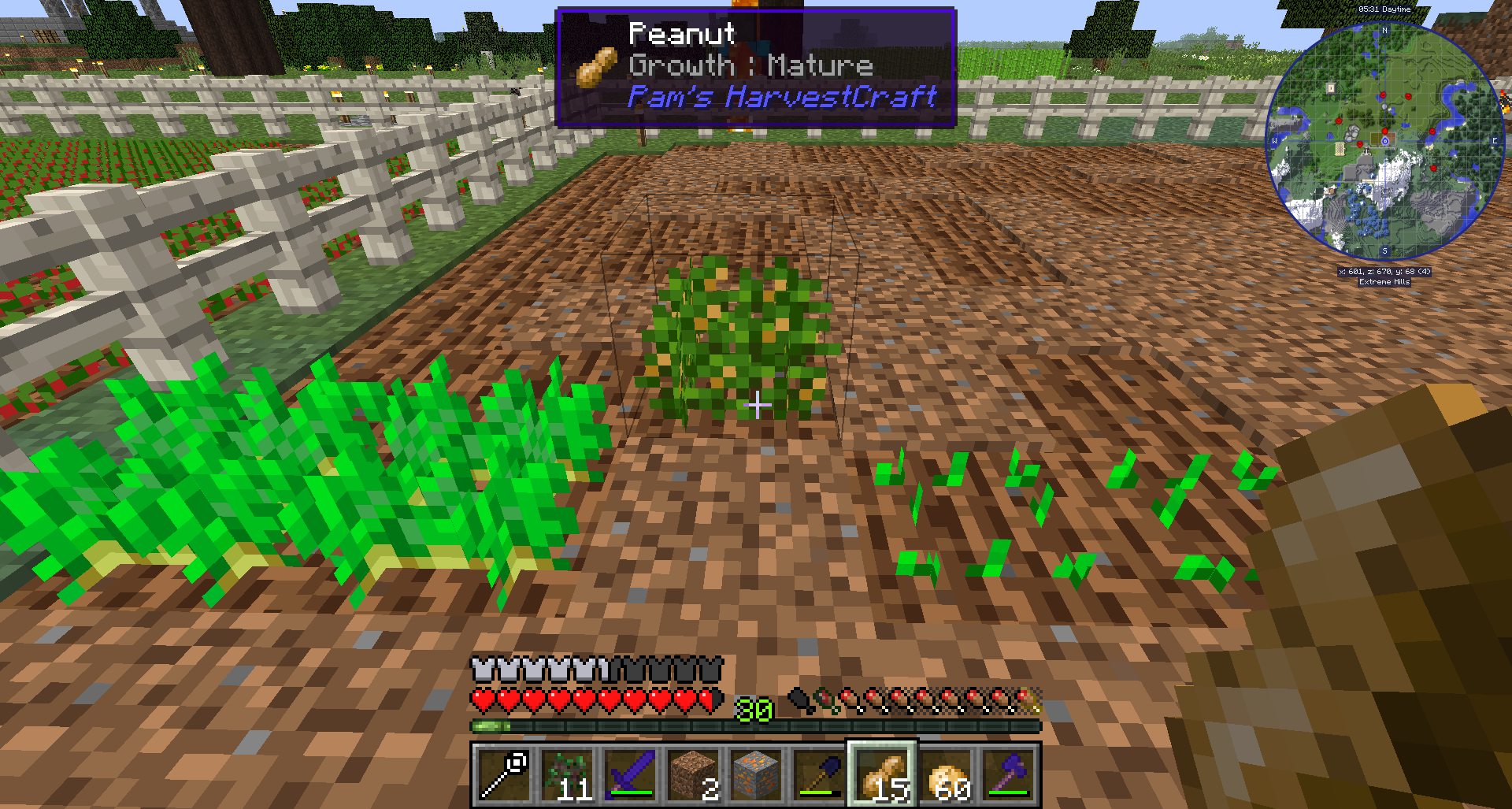 Plant Sower and Plant Gatherer not working · Issue #356