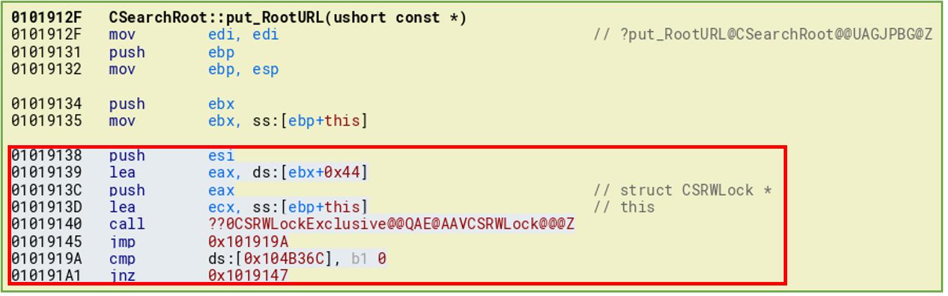 Windows Search Indexer 本地提权漏洞分析-极安网