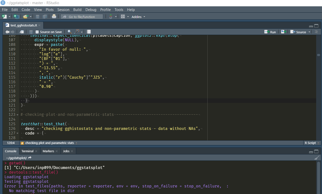 test_file` not working since upgraging to devtools `2 1 0