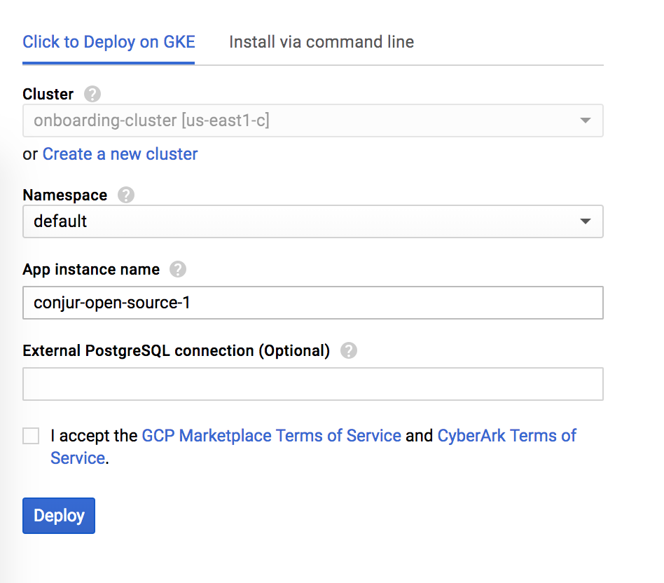 Conjur authenticator support in GCP · Issue #12 · cyberark