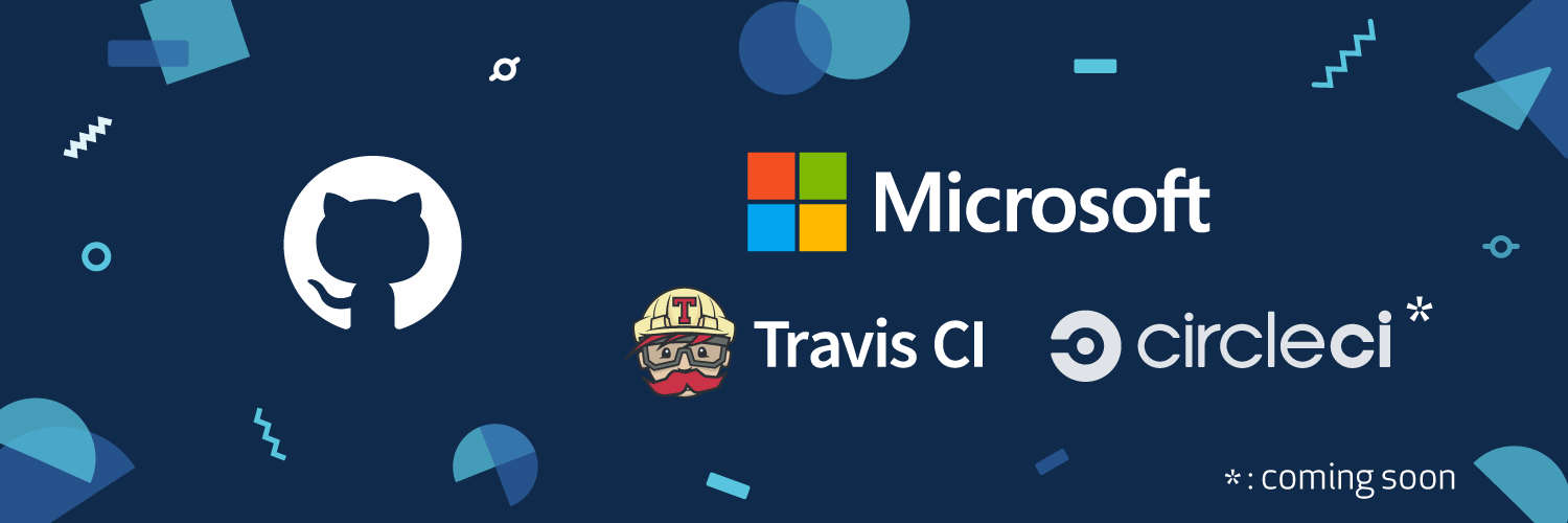GitHub partners with Microsoft, Travis CI, and CircleCI using the Checks API