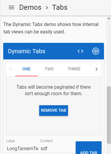 Tabs are not Responsive · Issue #1090 · mseemann/angular2