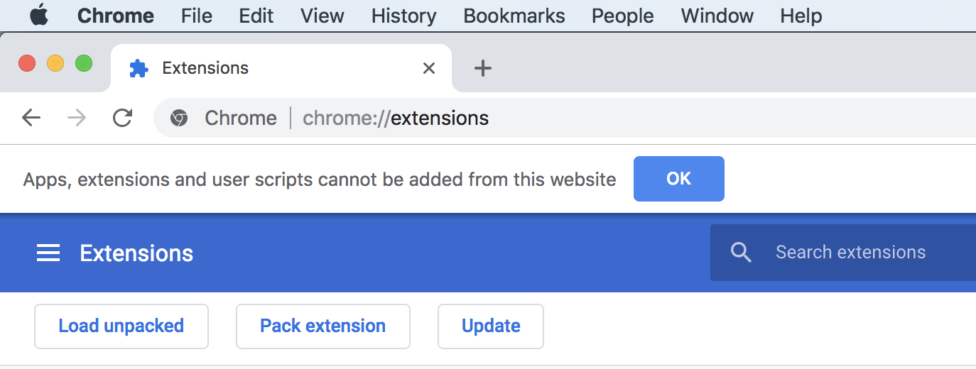 Chrome/Chromium plugin not getting added into Chrome