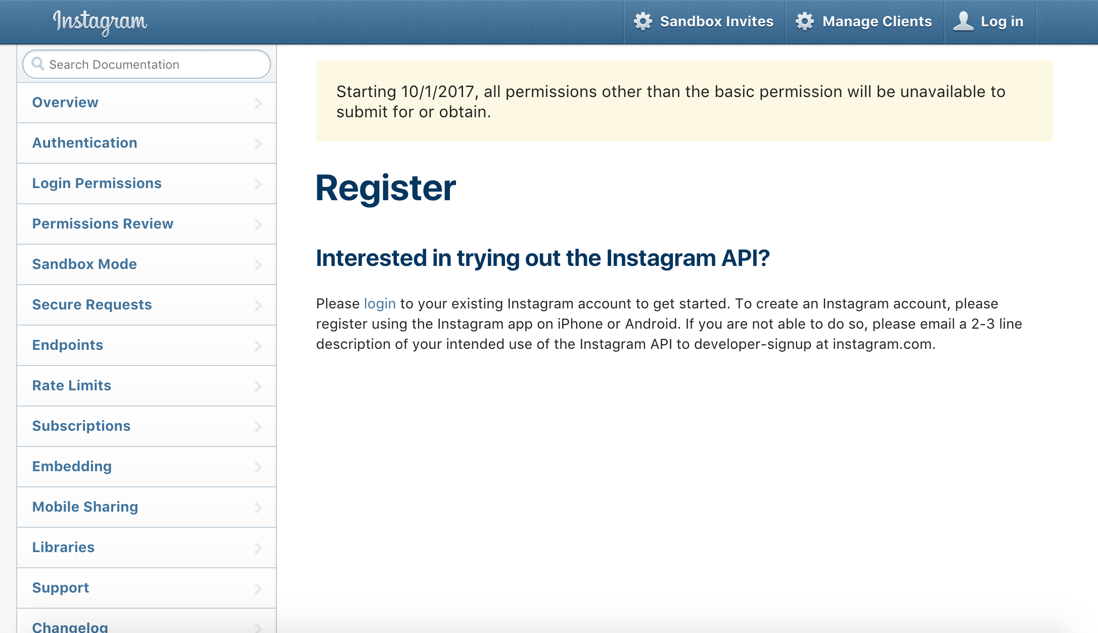 Instagram API Announcement - how it will impact on instafeed