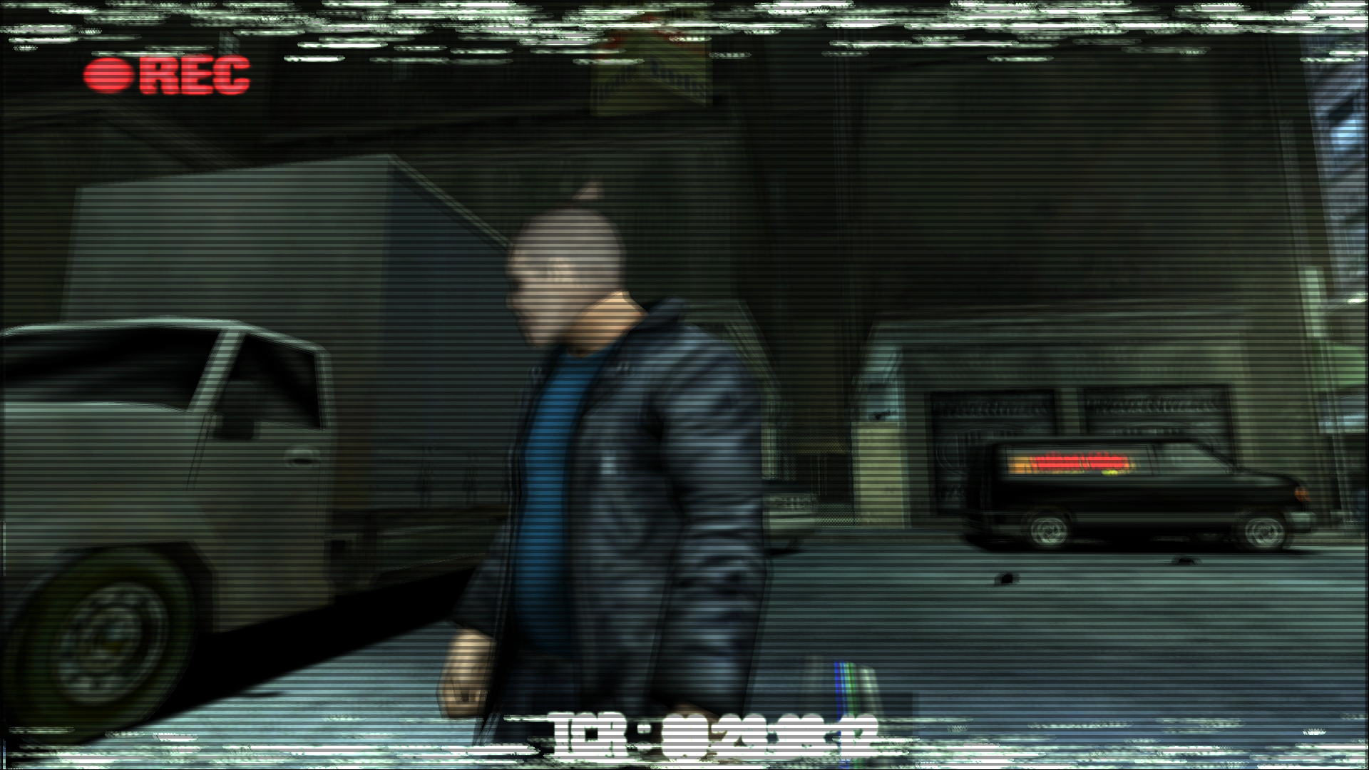 Manhunt (NTSC-U) [SLUS-20827] Lighting Issue/bug · Issue