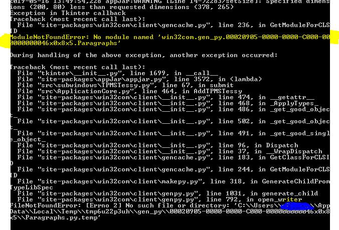 Modulenotfounderror: no module named cstringio | No module