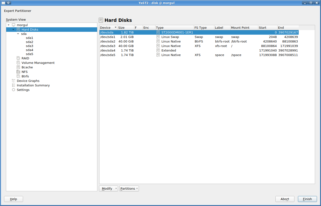 partitioner-hard-disks-view