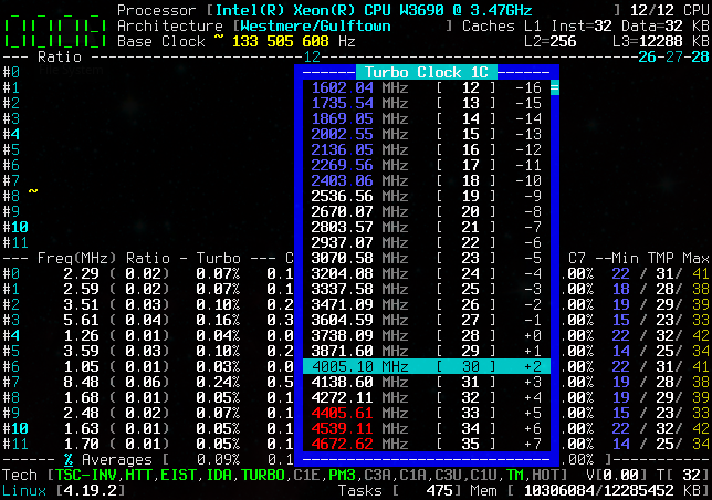 AMD Zen: experimental overclocking · Issue #87 · cyring