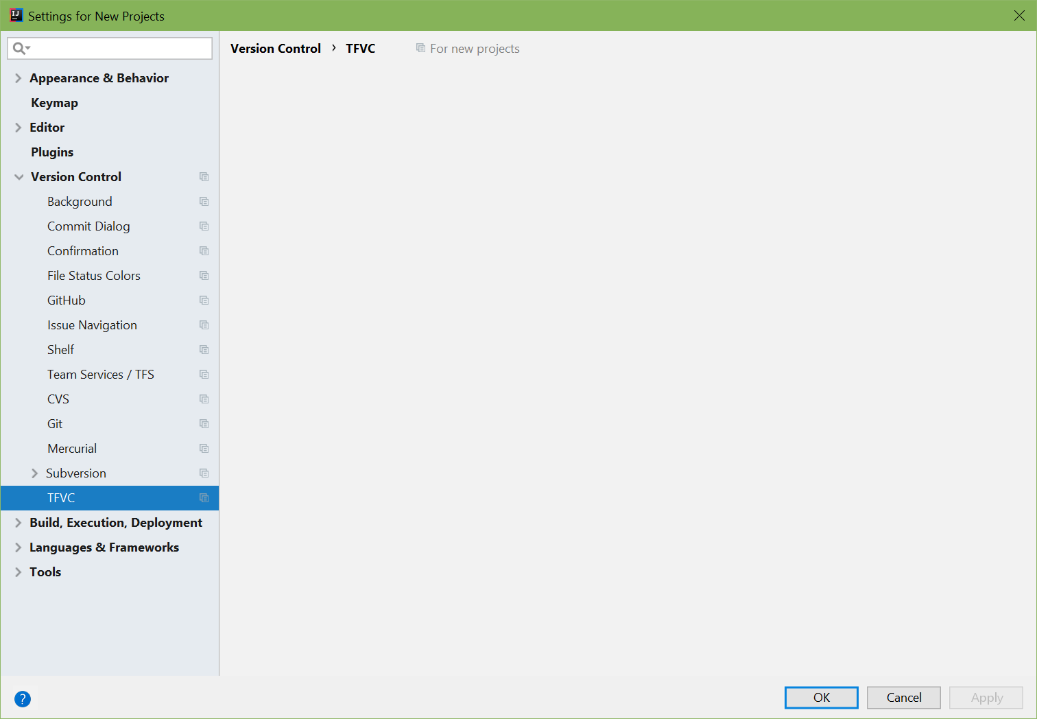 Cannot config tfvc setting · Issue #156 · microsoft/azure