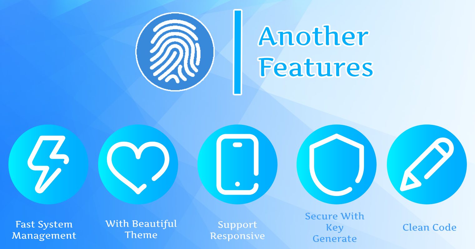 attendace with fingerprint Android + CI