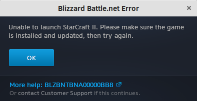 Support StarCraft2 · Issue #23 · winepak/applications · GitHub