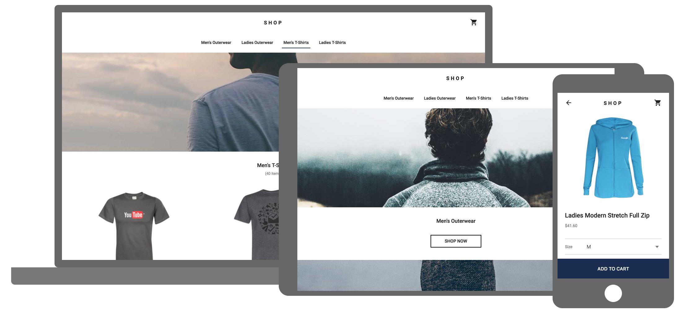 GitHub - Polymer/shop: The Shop app