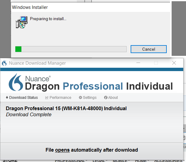 Dragon Dictate Downloading And Installing