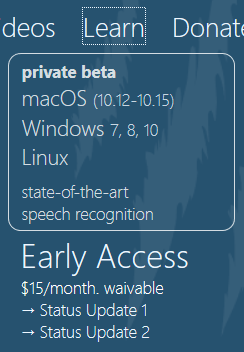 select private beta link