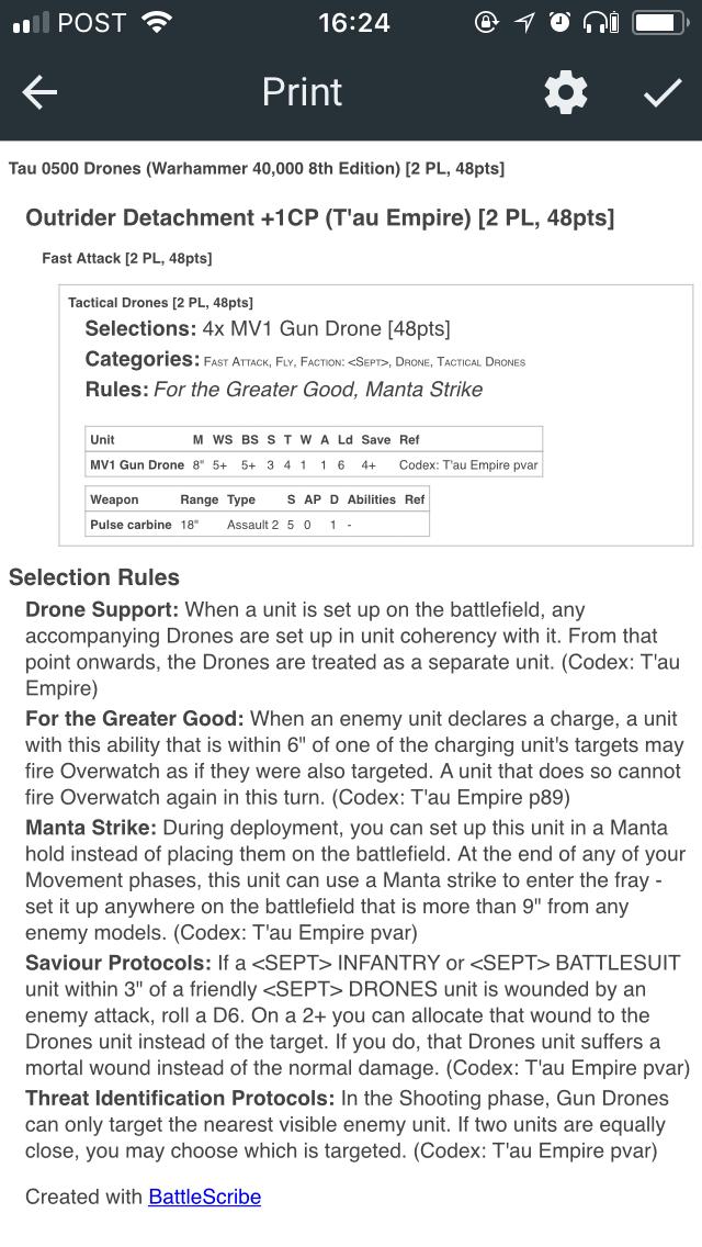 T'au Empire - 8th ed Codex effort · Issue #2625 · BSData/wh40k · GitHub