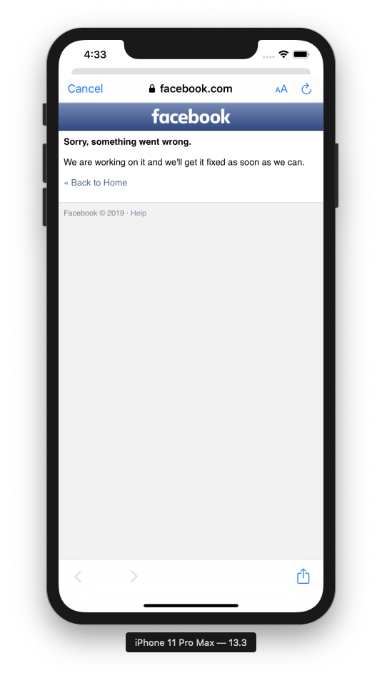 In phone login facebook m mobile 3 Ways