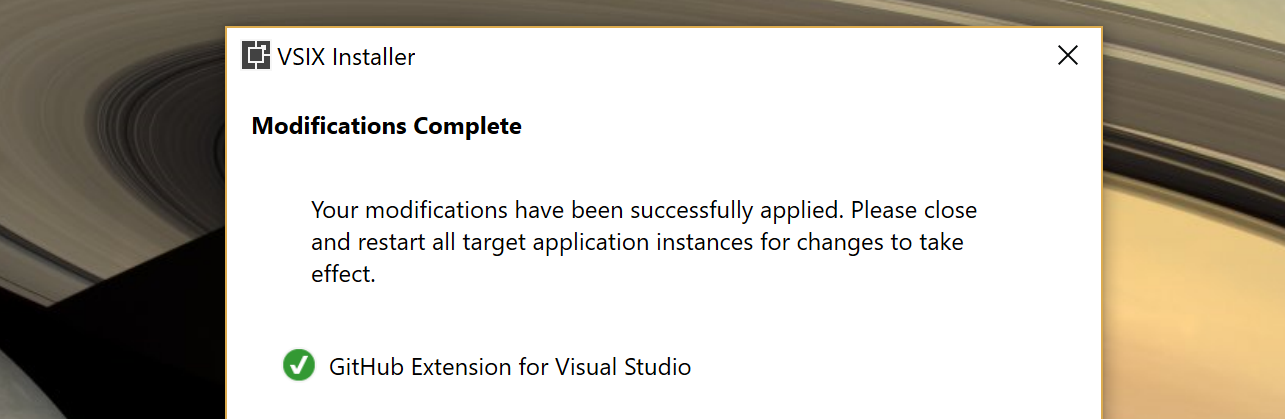 Make sure extension works in Visual Studio 2019 · Issue