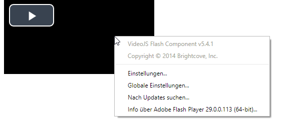 Does not work at all?! · Issue #67 · videojs/videojs-flash · GitHub