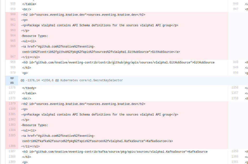 gen-api-reference-docs API docs build script limitations