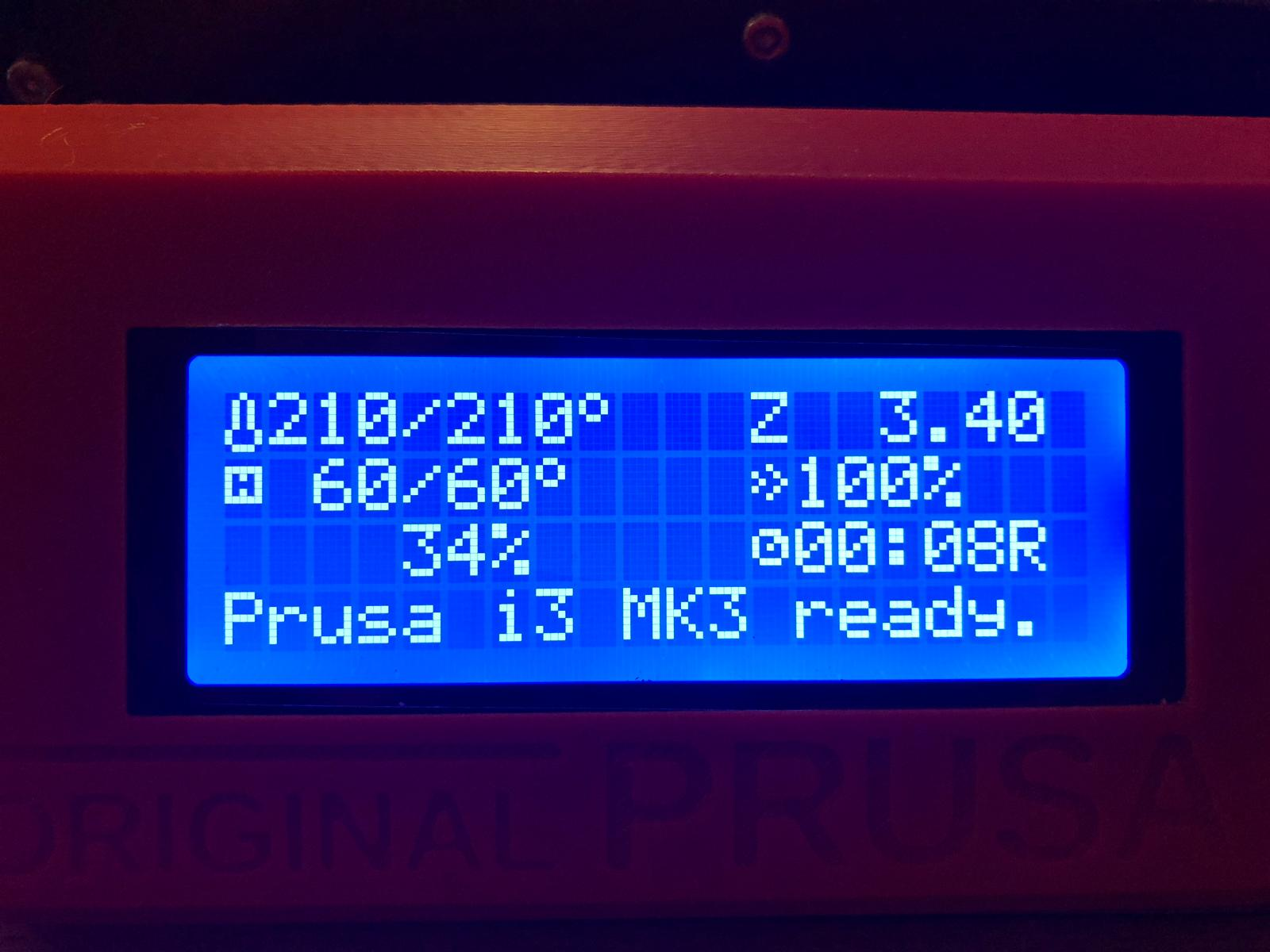 Printer pauses during printing · Issue #545 · prusa3d/Prusa