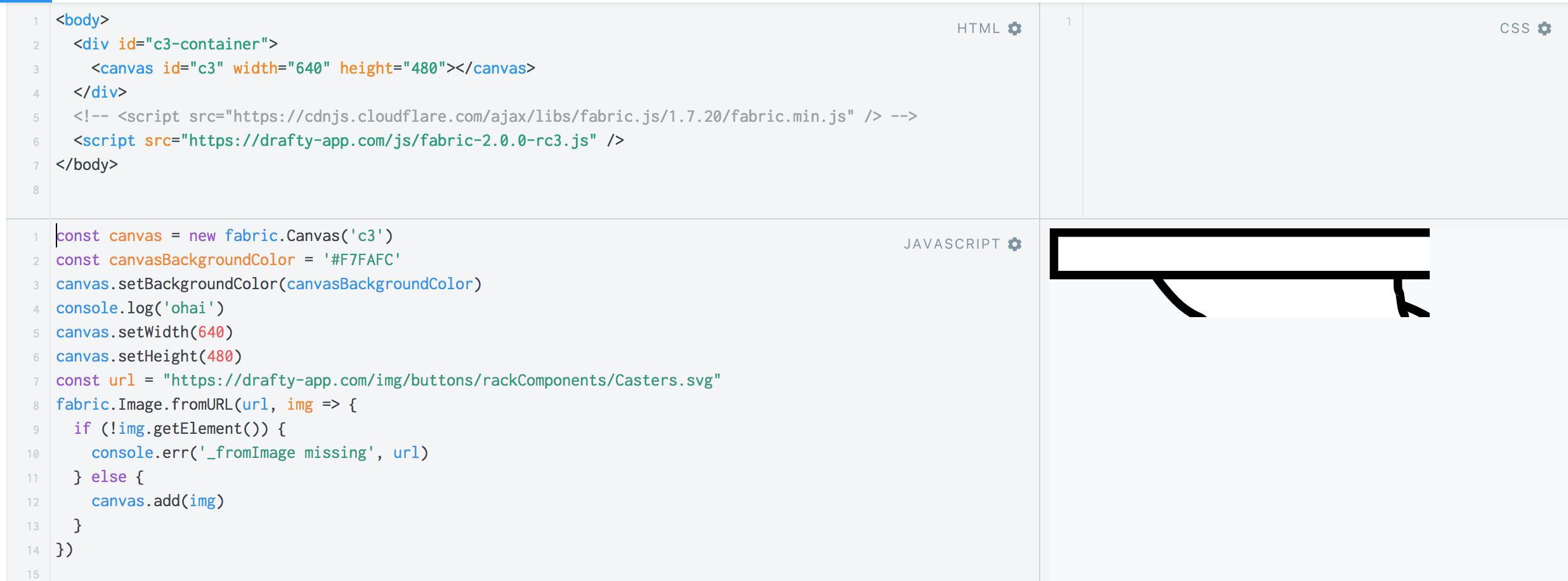 Loaded SVG on Chrome shows upper-left corner of image at ~8x