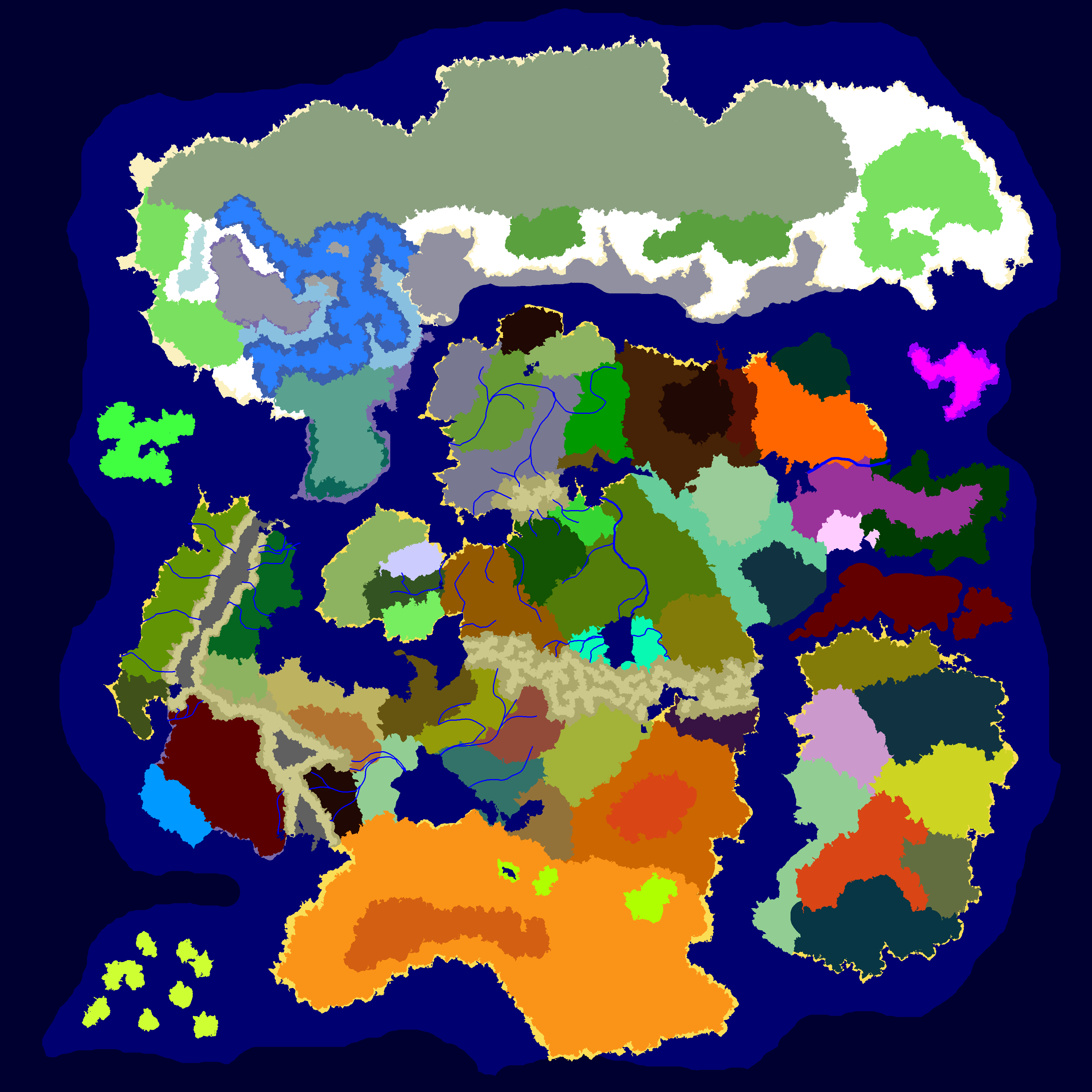 Biome configuration not being applied to world with DEFAULT