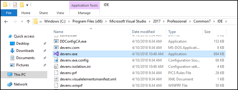 VSWhere stopped detecting visual studio · Issue #145