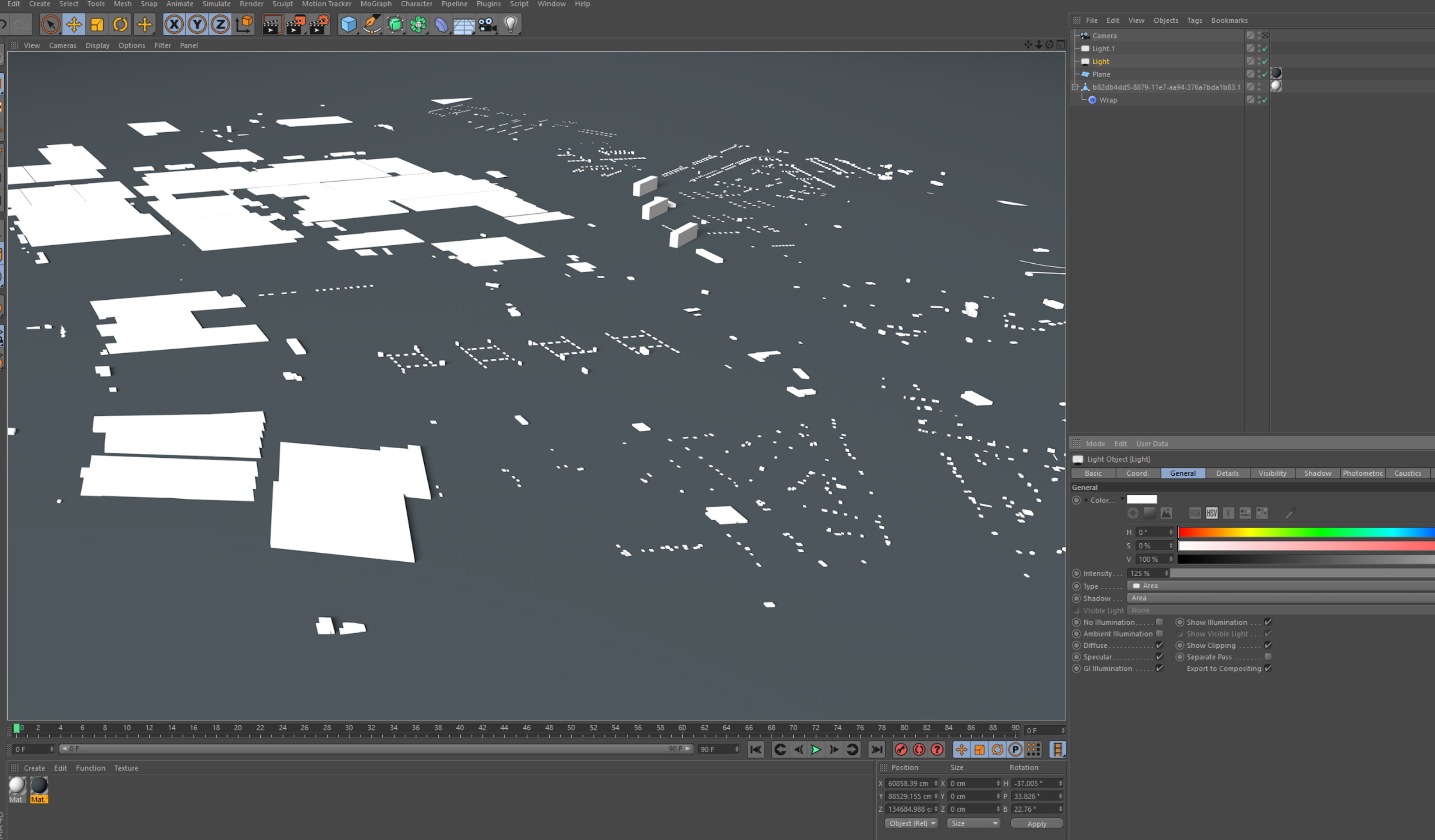 Issues with extruding land, vegetation and water · Issue #40