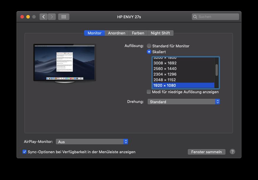 Using 4k@60Hz monitor · Issue #117 · daliansky/XiaoMi-Pro