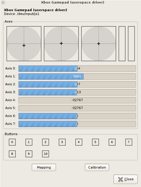 Controller configuration (driver level) · RetroPie/RetroPie