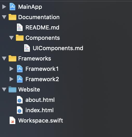 custom-workspace