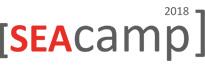 SEA Camp Logo