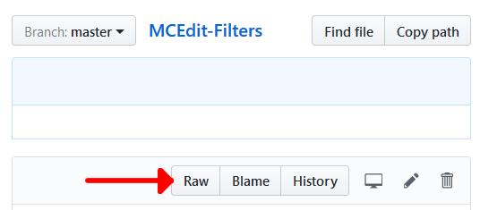 GitHub - gentlegiantJGC/MCEdit-Filters
