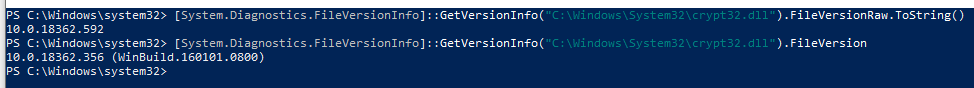 fileversion-vs-fileversionrawtostring