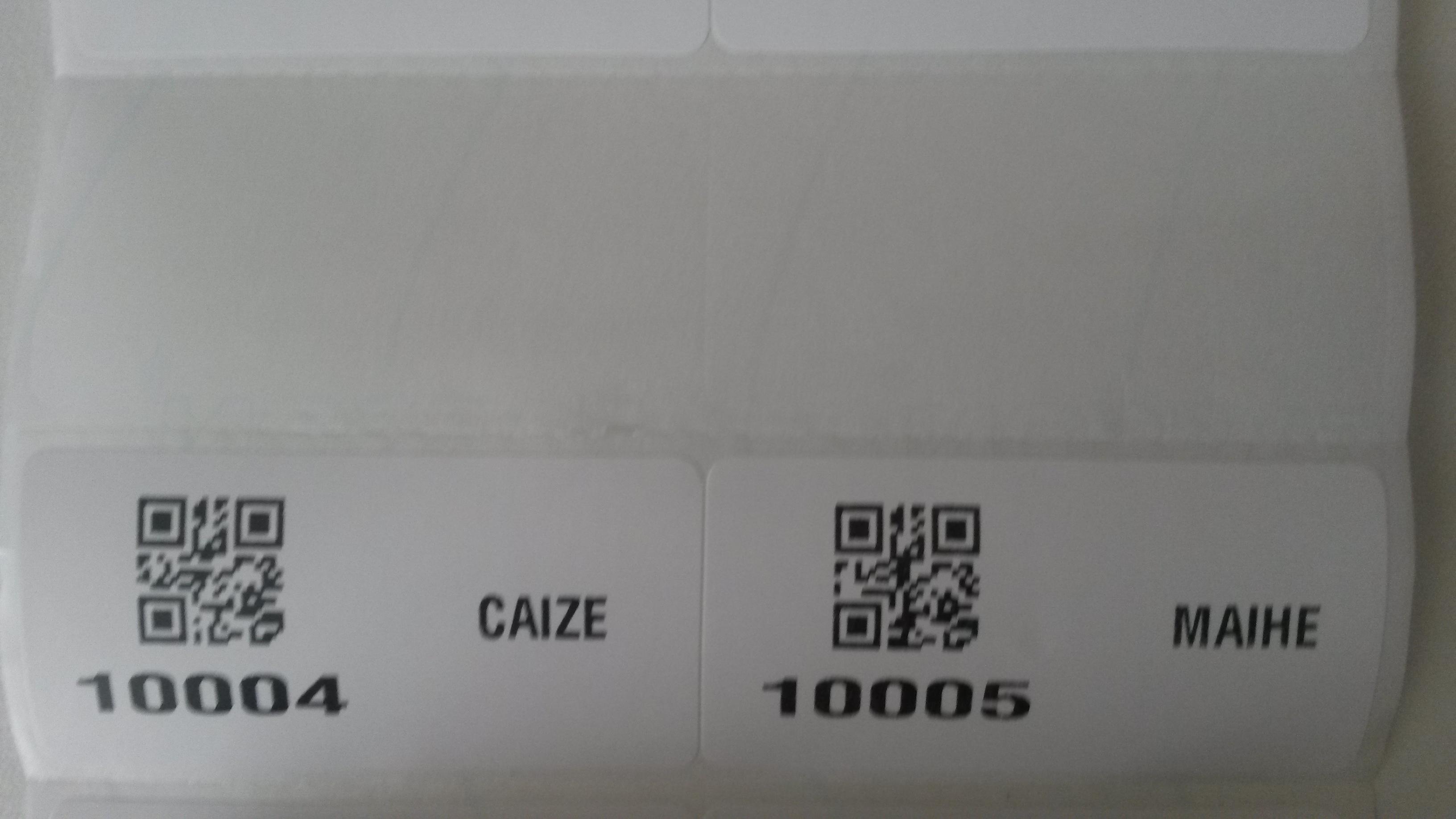 label designer zebra output  zpl format alternative for genotyping