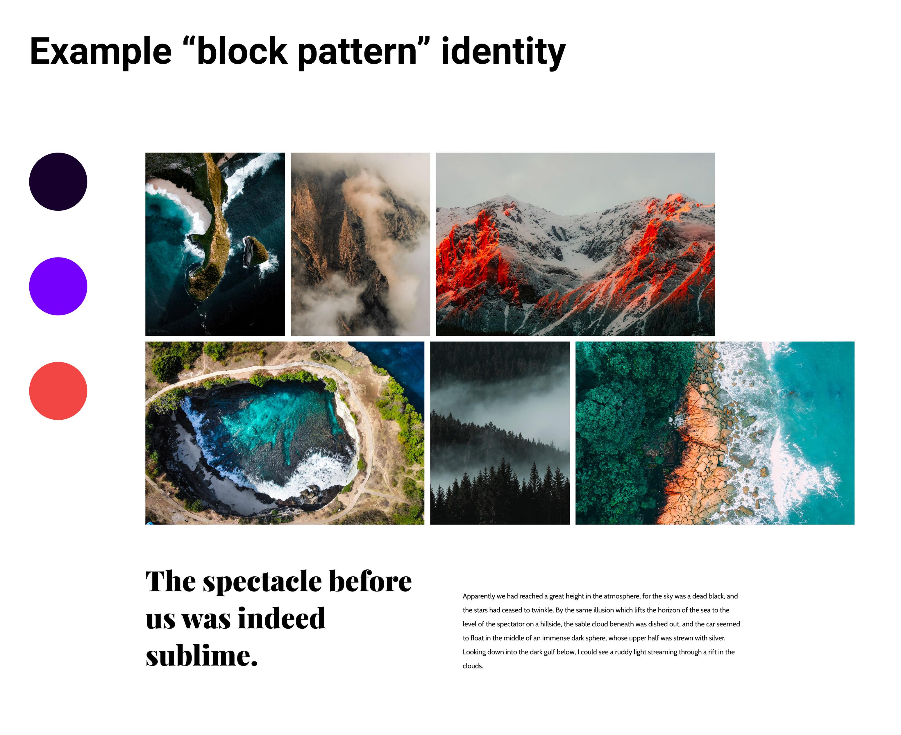 Identity-Collage