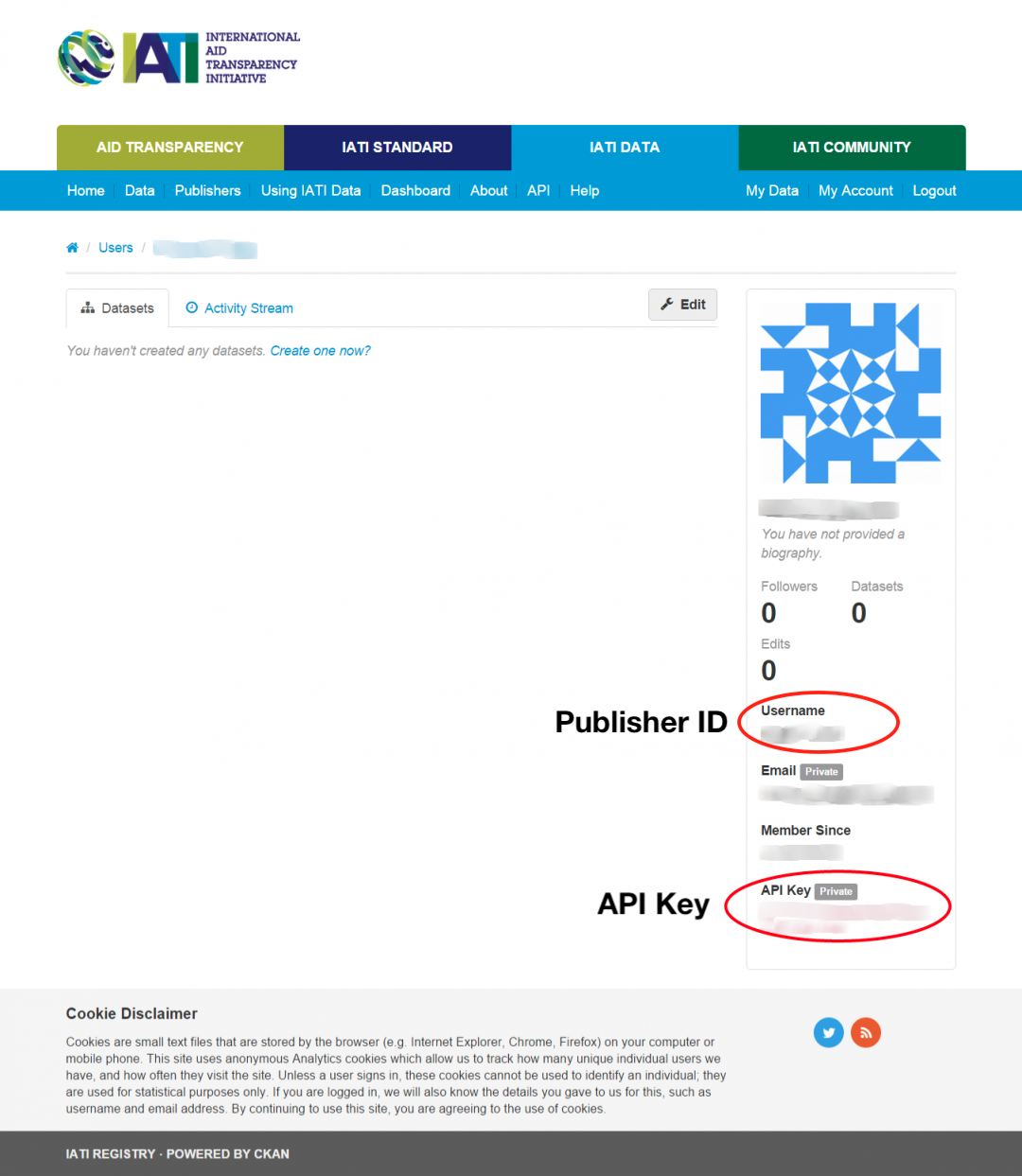 How do I register to IATI? · younginnovations/aidstream Wiki