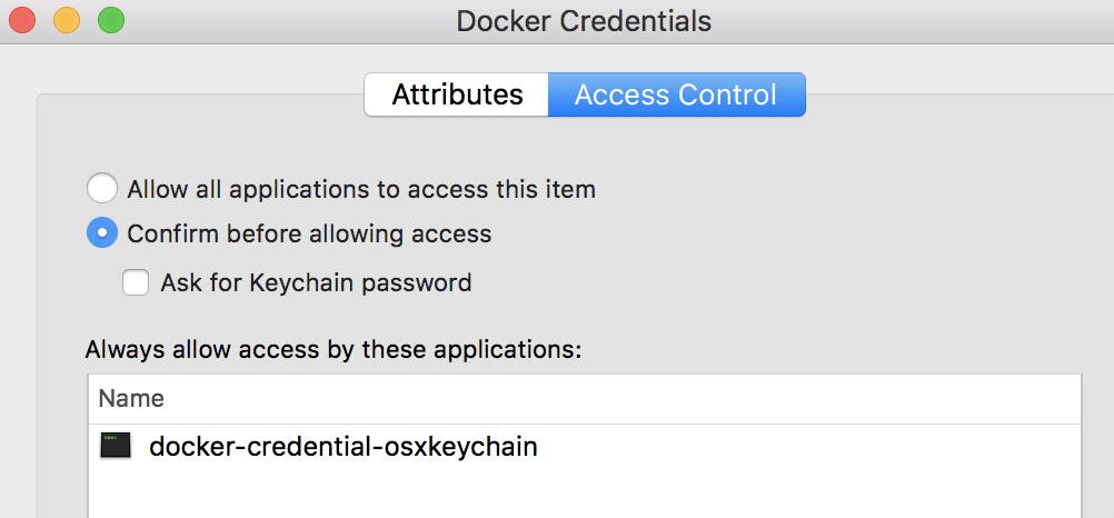 Failed to execute script docker-compose - docker-credential