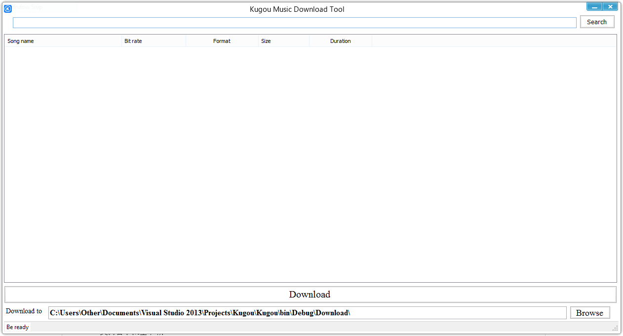 kugou music download tool