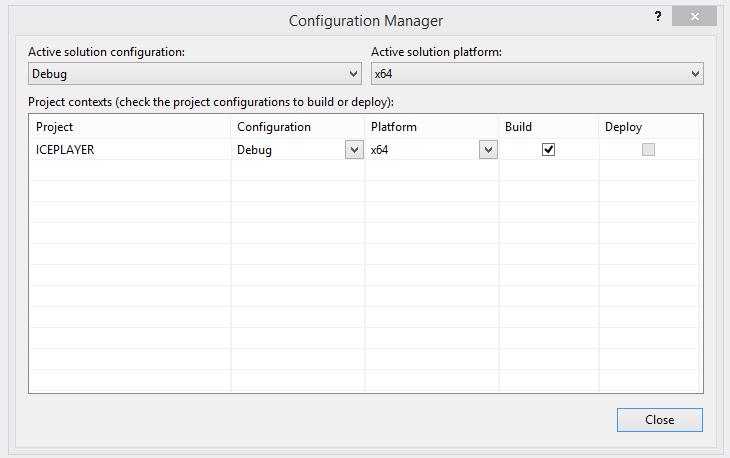 Visual Studio 2013 error Qt Visual Studio Add-in The