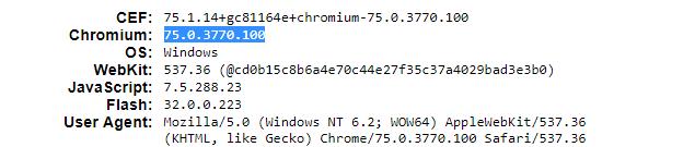 CefSharp Version 75.1.140-pre01