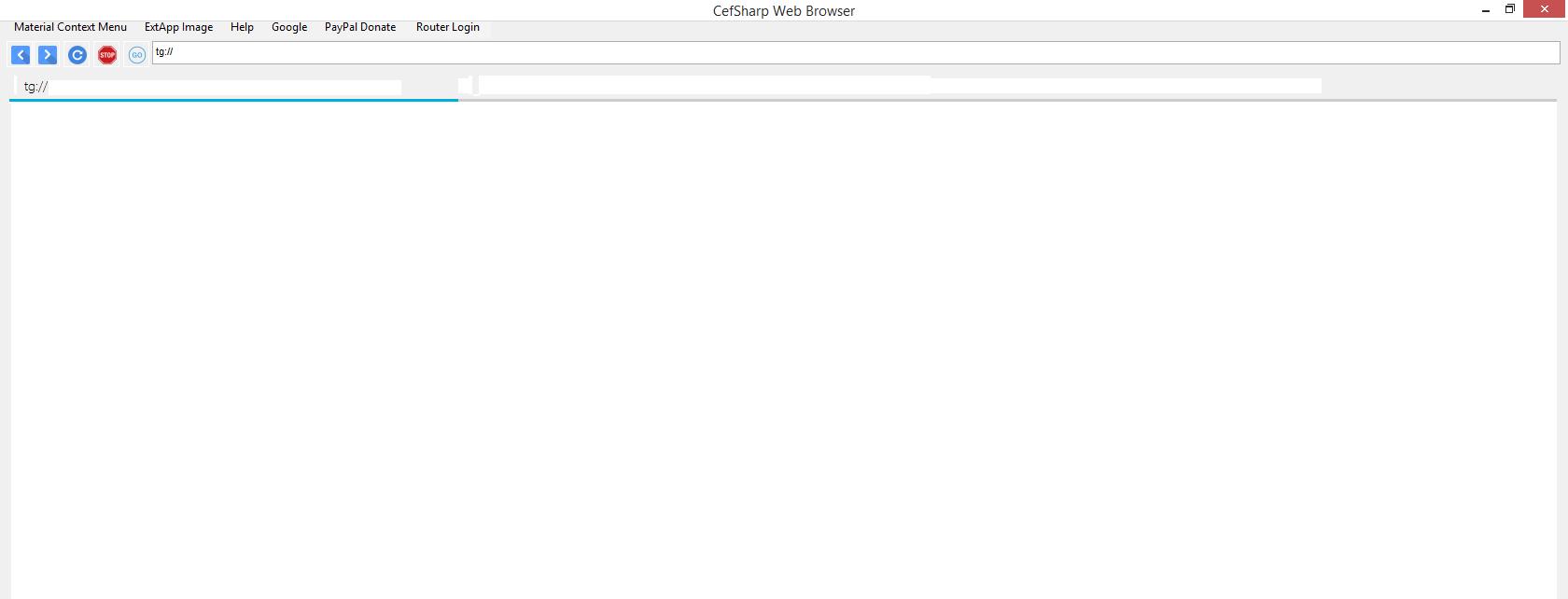 ProblemOpen URLCapture