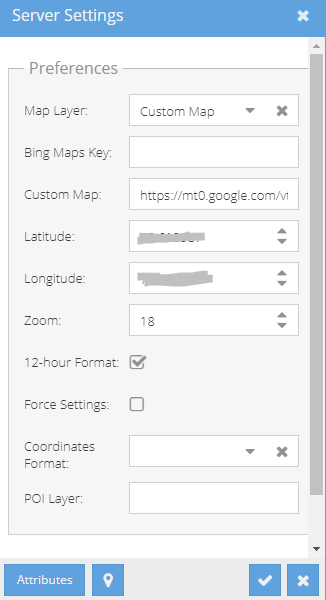 How add google map to UI · Issue #298 · traccar/traccar-web