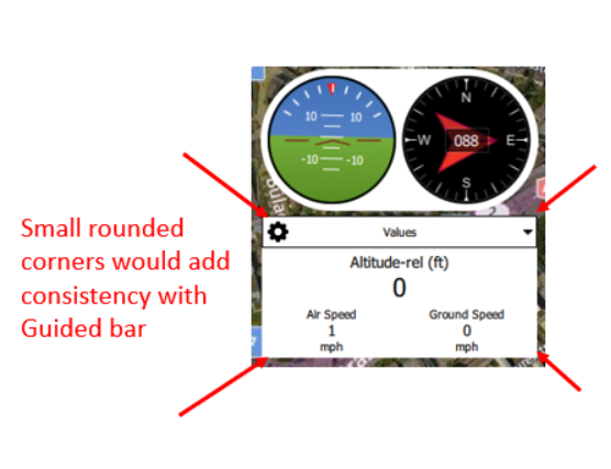 Need better configurability of right side HUD/Instrument panel