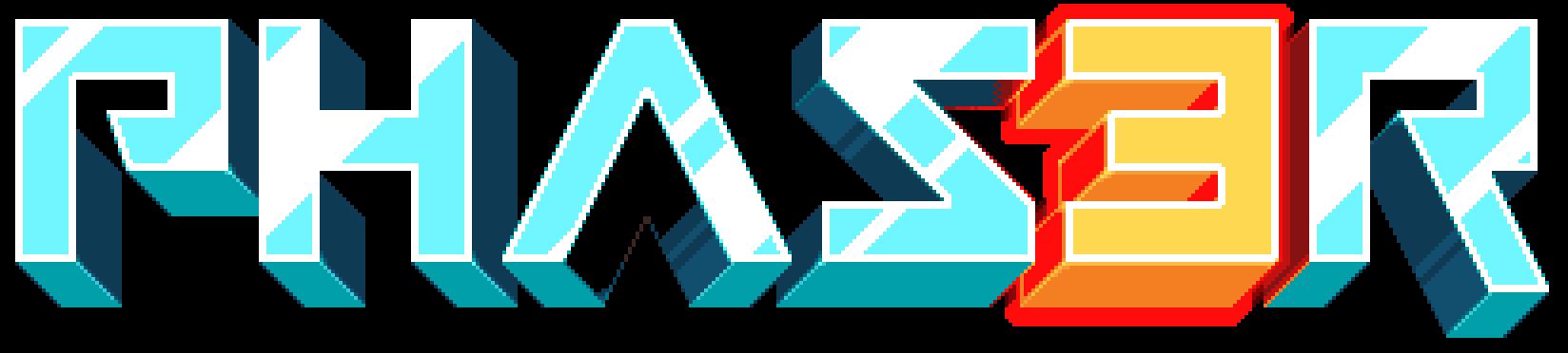 Phaser 3 logo