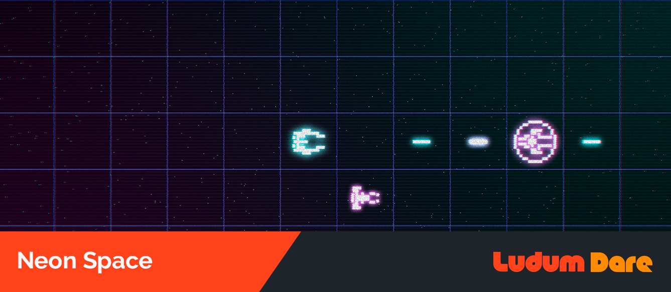 Neon Space Screenshot