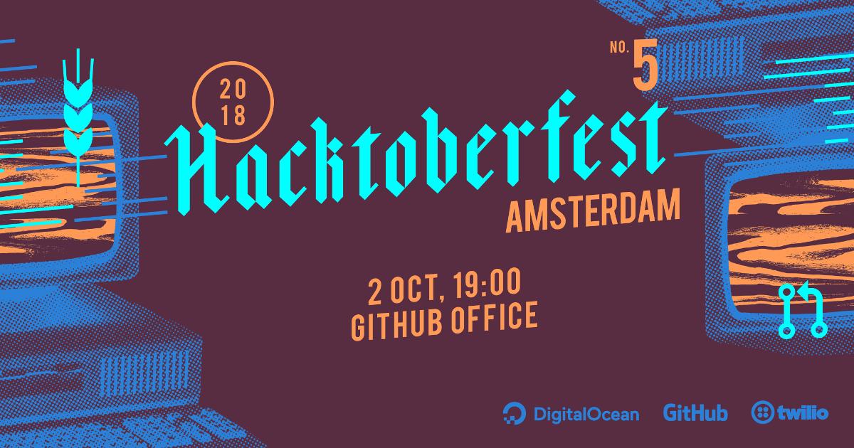 Hacktoberfest Amsterdam