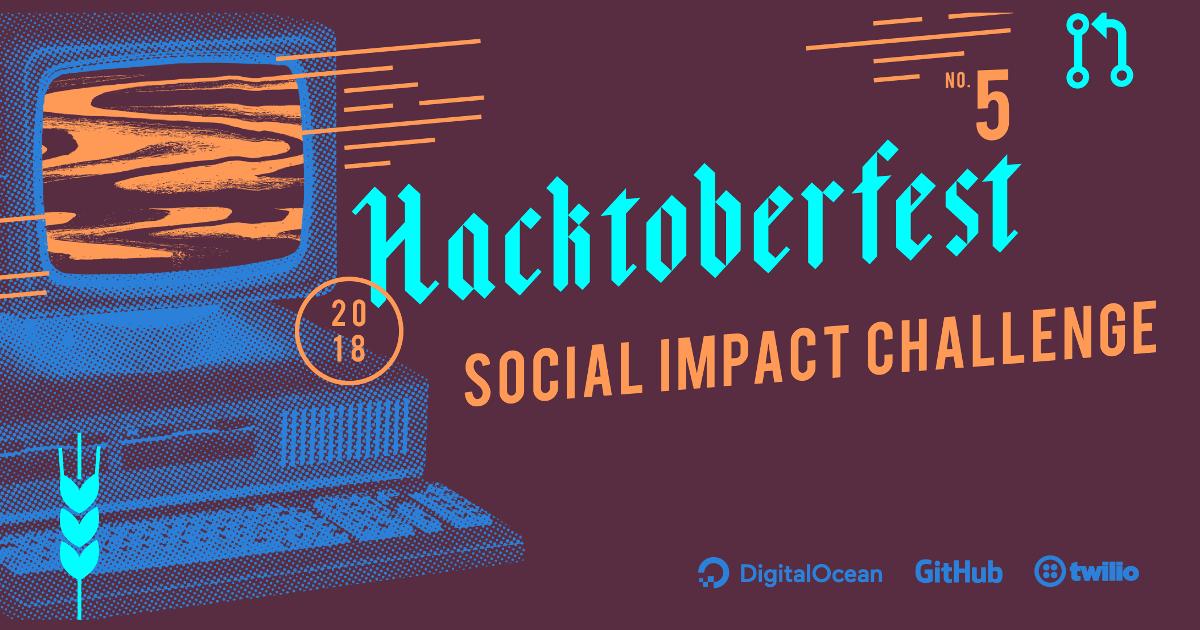 Hacktoberfest Social Impact Challenge