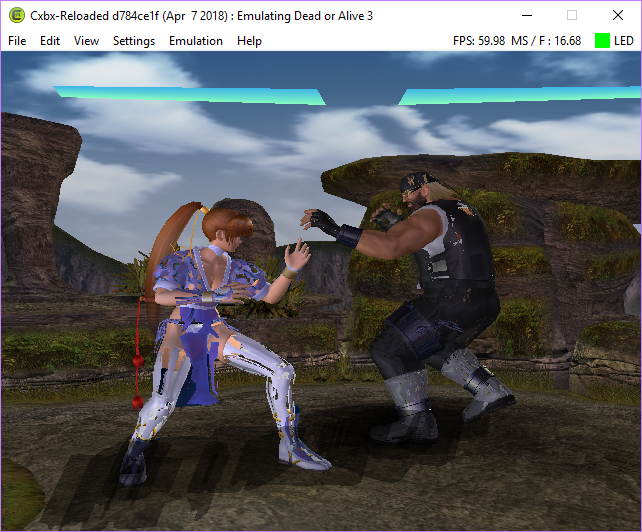 Dead Or Alive 3 Ms 045 1 01 Issue 69 Cxbx Reloaded Game Compatibility Github