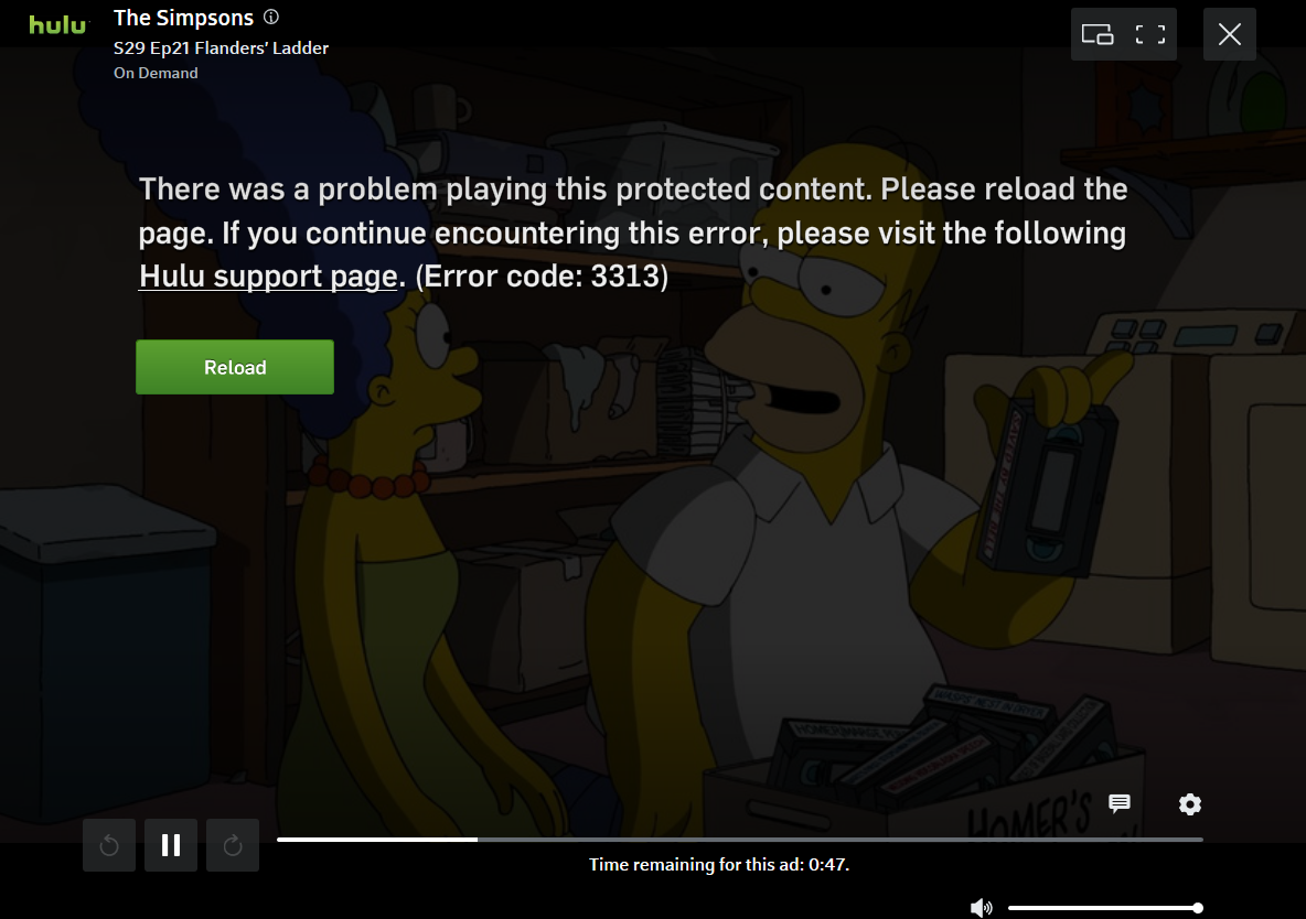 www xfinity com - Unable to play video · Issue #18542